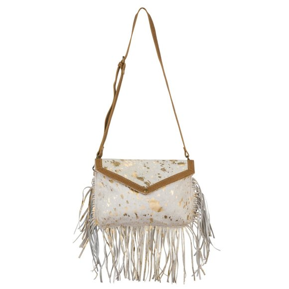 Myra Bag Bags Myra Bag Golden Girl Fringed Hairon Hide Flap Bag Poshmark Are you looking for a bag made from upcycled materials they use a natural vegetable tanning processes for all bags. poshmark